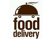 Home delivery driver part and full time