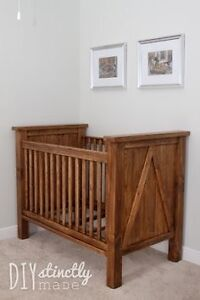 Does your nursery need a rustic theme?