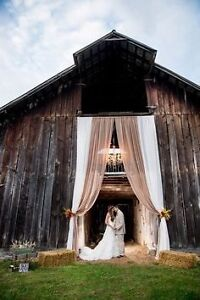 Looking for an empty barn to hold a wedding reception London Ontario image 1
