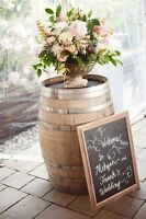 Having a gold , blush or champagne themed wedding ?