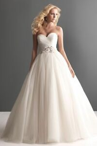 NEVER WORN ALLURE BALL GOWN London Ontario image 1