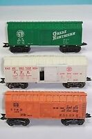ho scale train set with some really rare pieces