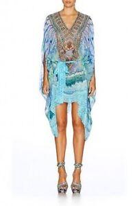 Camilla Franks Swarovski Silk Short Belted Kaftan Sydney City Inner Sydney Preview