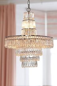 Laura Ashley 4 tier Chandelier