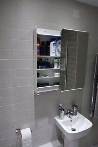 Brand New Bathroom Mirror/Storage