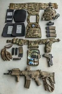 Wanted: Airsoft gear