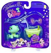 Littlest Pet Shop Turtle Lot