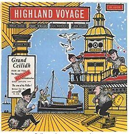Highland Voyage CD WANTED
