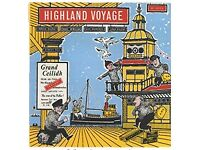WANTED Highland Voyage CD