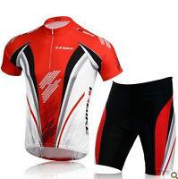 Superbe ensemble de vélo /cuissard et jersey taille Large