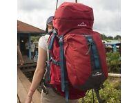 70L Kathmandu backpack used condition
