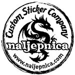 naljepnica - aftermarket decals