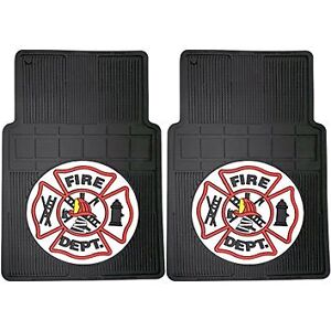 Firefighter Vehicle Mats