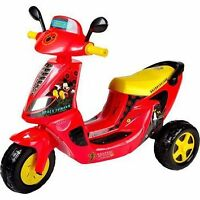 Mickey Mouse 6 volt battery powered Scooter