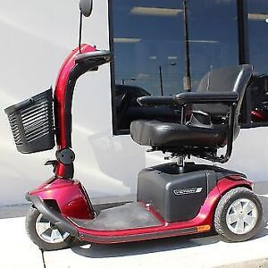 Celebrity X-Scooter with Brand New Batteries . The Celebrity X s