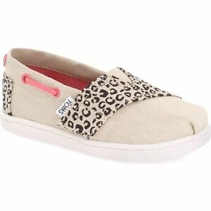 Girls size 7 toms  Prince George British Columbia image 1