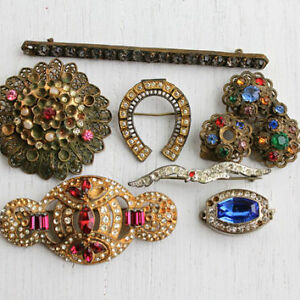 Want to buy Old Costume Jewelry