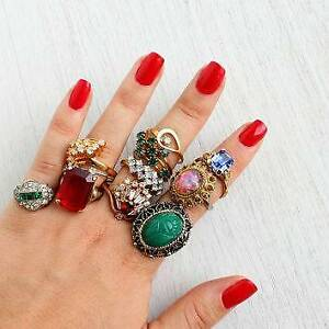buying now !!!..... costume jewelry from the 80's & older