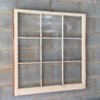 DIY Antique Windows - Refinish to Sell