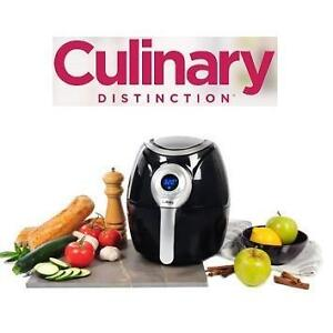 NEW* DIGITAL AIR FRYER - 124421479 - CULINARY DISTINCTION FRYER COOKING TABLETOP PORTABLE COOKER