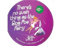 The Poo Fairy pick up service 🐕🦺 🐈 💩🧚♀️🧚♀️🧚♀️🧚♀️🤗