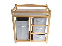 Foxhunter changing table NEW