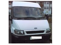 Transit Van for sale very reliable van MOT No sales calls or timewasters