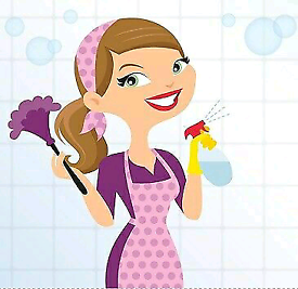 South-West London cleaner looking for work ~~ very flexible! ~~