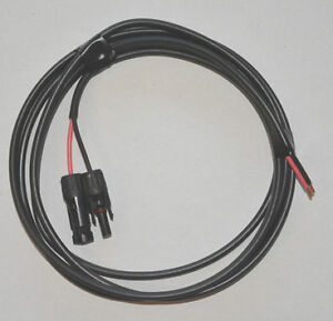 Pre Made Solar cables, all sizes.