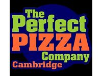 Delivery driver for pizza takeaway permanent perfect pizza mill road