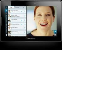 B/N BLACKBERRY PLAYBOOK 7""