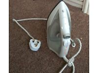 Steam Iron With Different Heating Mode