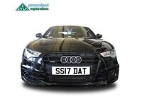 Sidat Number Plate, Sidat Registration, Asian Number Plate, Seedat, Cherished Reg, Seedat