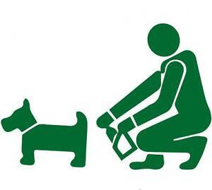 Red Deer Poop Scoop - Dog Poop Cleanup Service