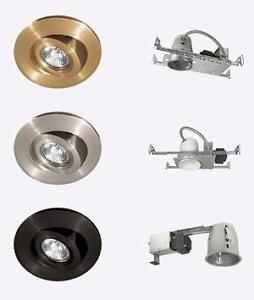 High Quality Potlights at Contractor Pricing!