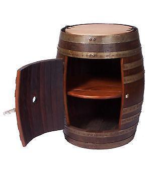 Wine Barrel Table | EBay