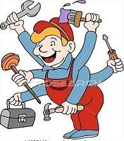 Affordable renovations/handyman service In Hamilton/Waterdown