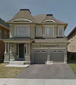 4 Br. Detached House for Rent in Woodbridge - Basement Included