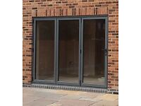 LOCAL & RELIABLE DOUBLE GLAZING WINDOW INSTALLERS, WINDOWS & DOORS SUPPLIED & FITTED, BI FOLD DOORS