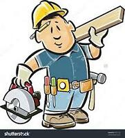 Looking to hire a reliable honest carpenter helper