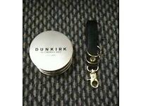 Dunkirk compass magnifier + Dunkirk Key Belt