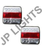 Caravan LED Tail Lights