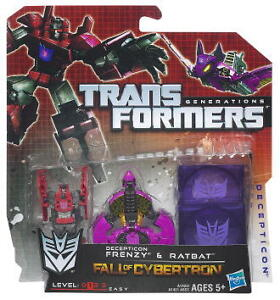 Transformers Generations Legends Ratbat and Frenzy Fall of Cybertron 002