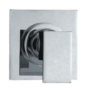 NEW Monsoon Showers Shower / Bath Mixer Tap with Square Wall Plat Chatswood Willoughby Area Preview
