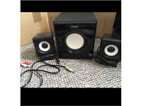 Sumvision Speakers