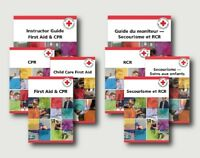 First Aid Instructor Course - Red Cross Certified