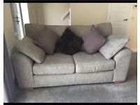 Next Sofa 3 seater + Snuggle seat