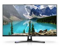 """27"""" Monitor 4K UHD 60hz Ultra Slim Aluminum Bezel"""
