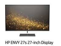 HP ENVY 27s 27-inch Display 4K - slightly broken