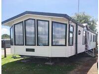 deluxe 3 bedroom caravan on The orchards essex